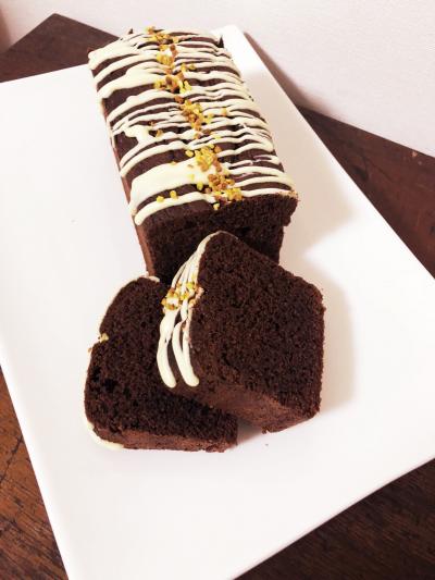 濃厚チョコパウンドケーキ