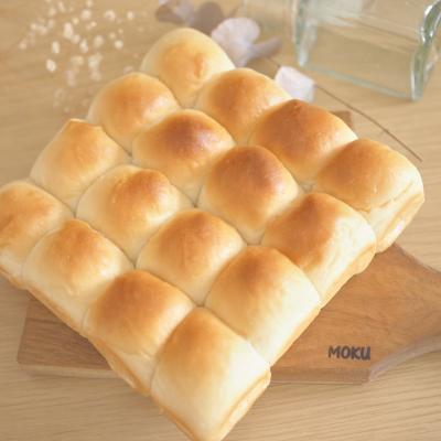 *はちみつ香るふんわりちぎりパン*