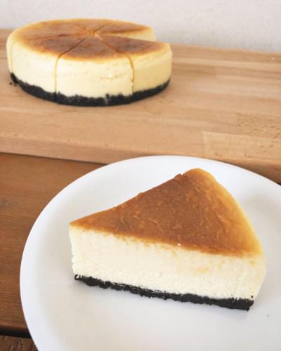 スタバ風ニューヨークチーズケーキ