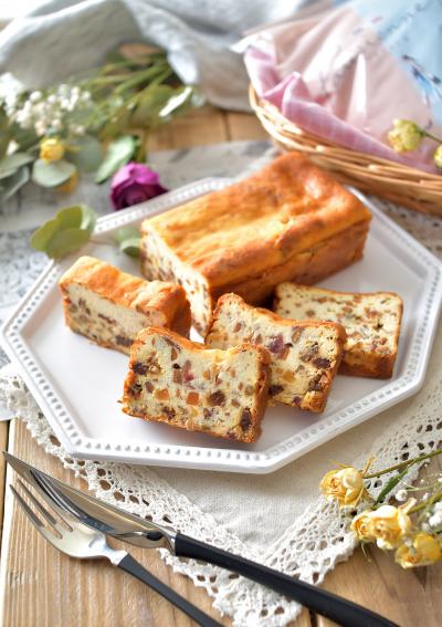 カッテージチーズのヘルシーチーズケーキ