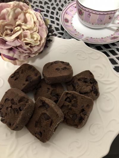 本当は教えたくないチョコチップクッキー♡