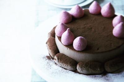 """ザクザクチョコレートケーキ"""""""