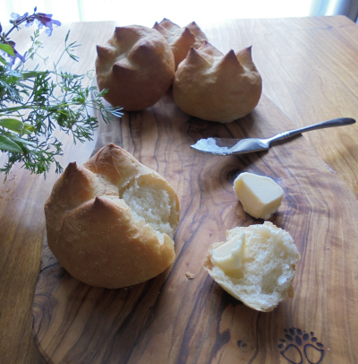 ♪♪ひらがなレシピ♪♪    きほんのこどもパン