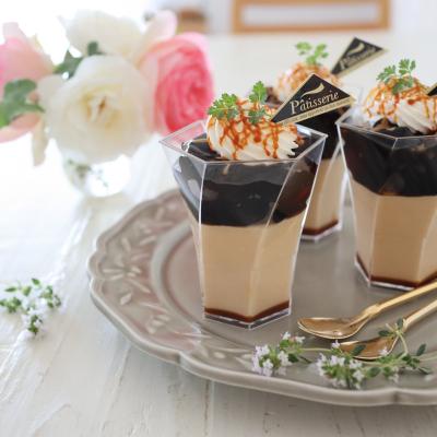 キャラメルコーヒームース