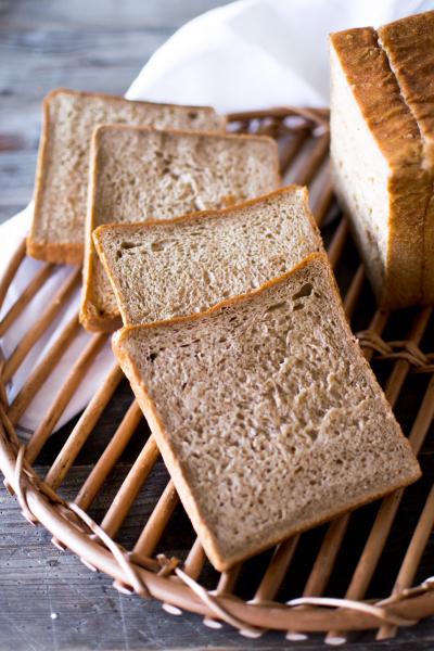 香り高いコーヒー食パン