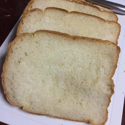 失敗しない☆シンプル食パン  【ホームベーカリー】