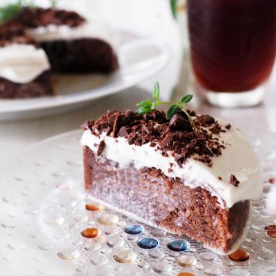 トレスレチェ(3つのミルクのケーキ)ココア味