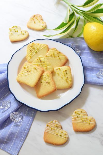 塩レモン☆ラングドシャ