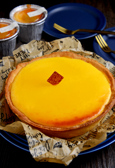 半生チーズタルト