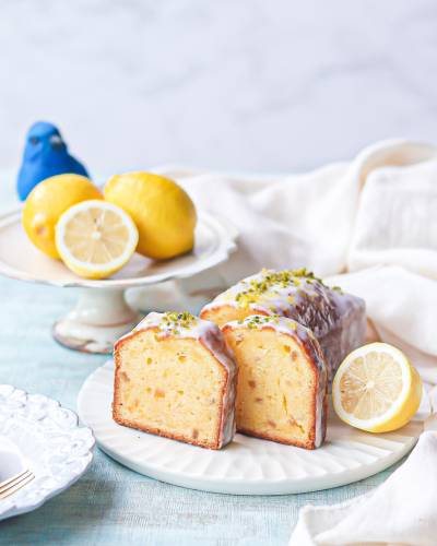 ウィークエンドシトロン (レモンパウンドケーキ)