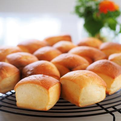 小さな四角いミルクパン・パヴェ