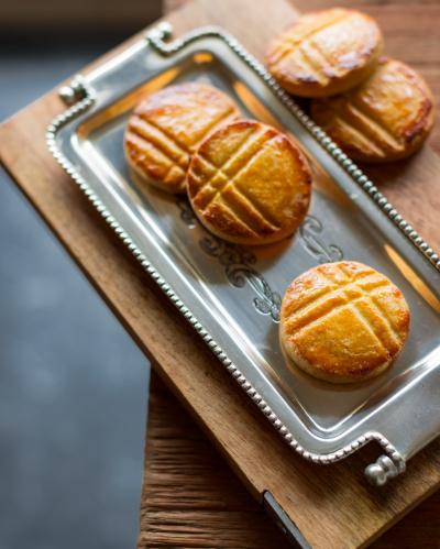 ☆カリッとさっくり 発酵バターのクッキー☆