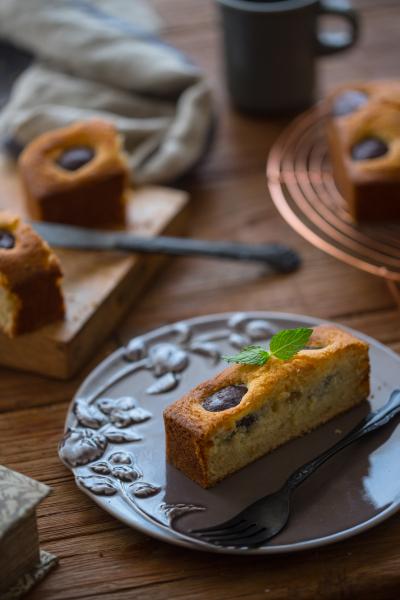 ~グルテンフリー!米粉のマロンパウンドケーキ~