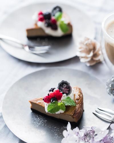 ☆Café Au Lait gâteau au fromage☆(カフェオレチーズケーキ)