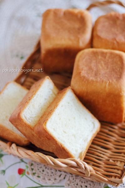 翌日もしっとりな食パン