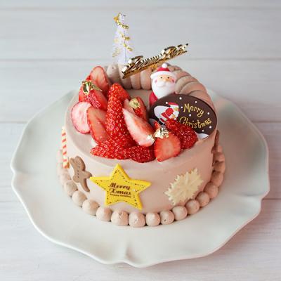 【LIVE 2019/11/30】クリスマスチョコレートケーキ