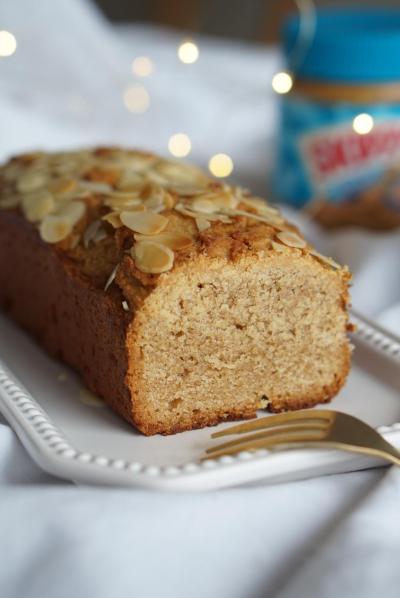 ピーナッツバターパウンドケーキ
