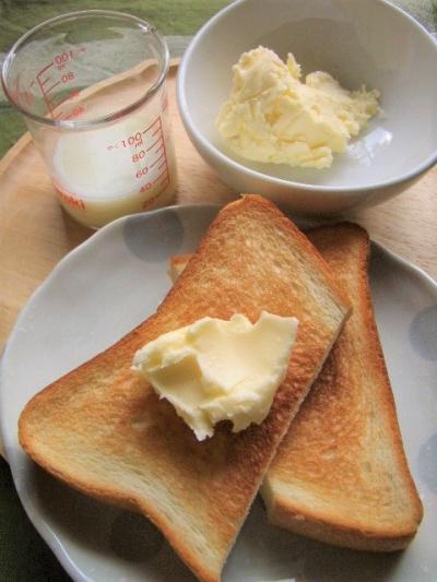♡手作り♡ 自家製バター&バターミルク
