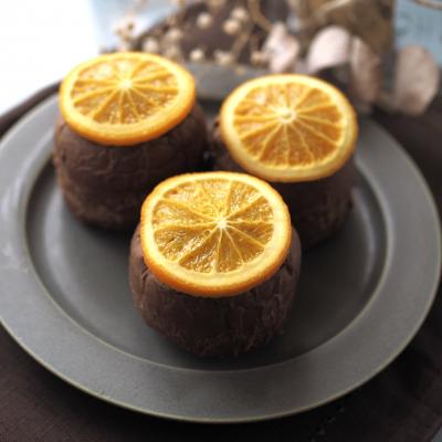 *生チョコオレンジパン*