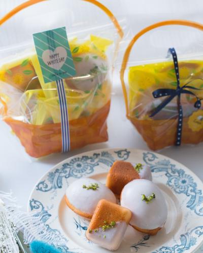 ☆ジッパーバッグdeレモンケーキのギフト☆