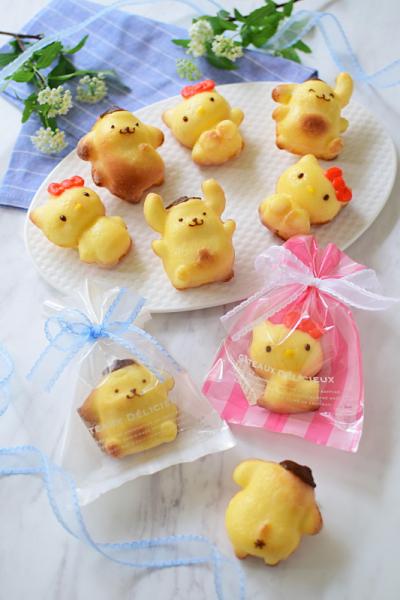 キャラクターケーキ☆小分けラッピング