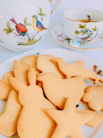 美味しい!扱いやすい!型抜きクッキー生地