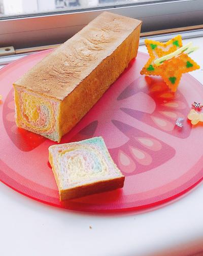 ☆ 虹の食パン ☆ 〜塩麹仕立て〜