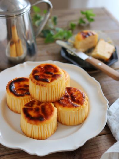 バスク チーズ ケーキ の 作り方