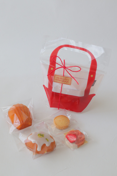 焼き菓子の詰め合わせ