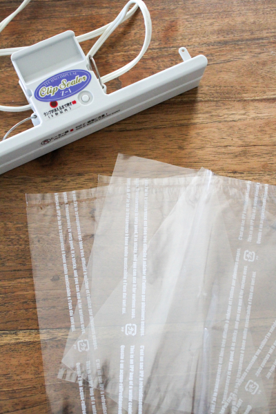 パンの個包装♪ ぴったり菓子パン袋