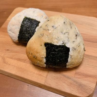 インスタ映え!型いらずの米粉のおにぎりパンレシピ