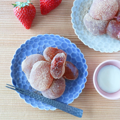 苺わらび餅