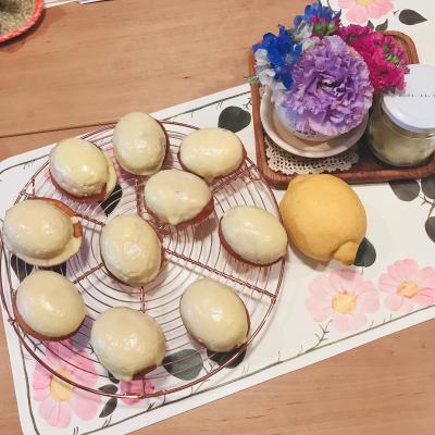 レモンが濃厚♡なレモンケーキ