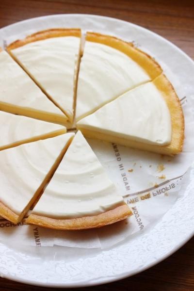 ニルバーナ風チーズケーキ