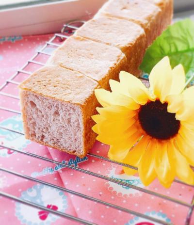 ゼリーでフレーバー食パン☆