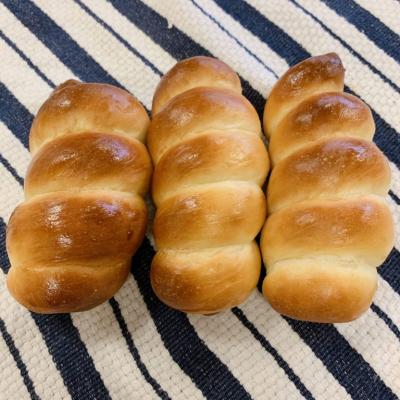 お子様に大人気!ふわふわ!ウィンナーロールパン