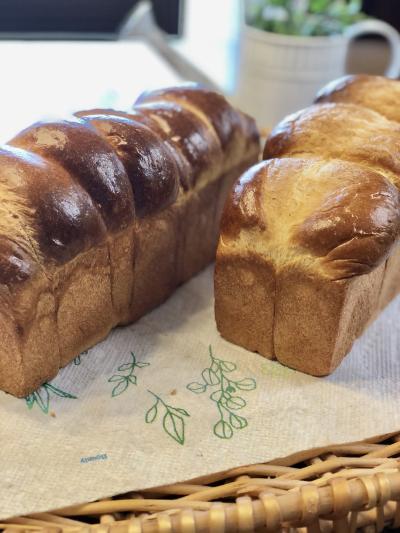 リッチなブリオッシュ食パン