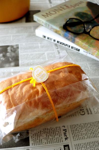 チーズミニ食パンのラッピング♪