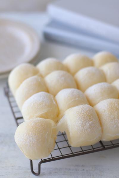 ふわふわちぎりパン