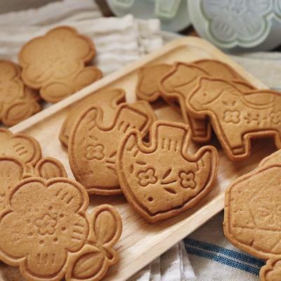サクサク♡気軽に楽しめる栗の型抜きクッキー