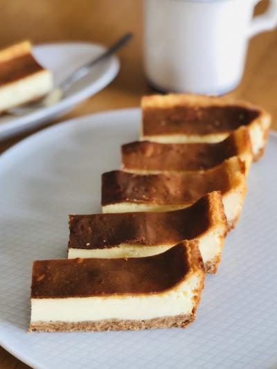 定番にしたい!簡単本格的 ベイクドチーズケーキ
