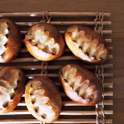 とげとげミルクパン(パン・オ・レ/パン・ピコ)