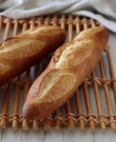 オートリーズで作る フランスパン「バゲット」