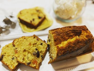 サクフワパウンドケーキ