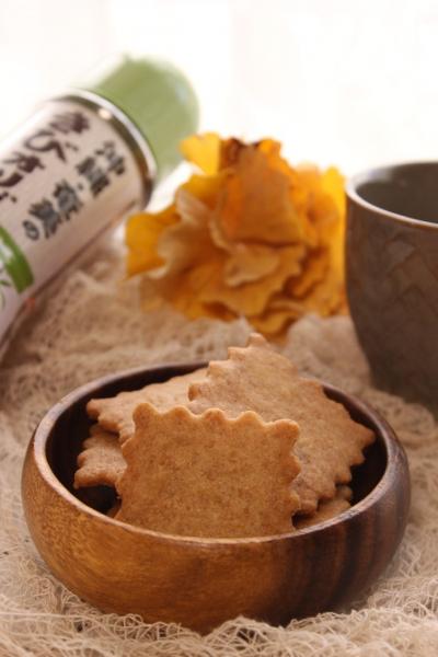 卵なし!やみつき!きびオリゴでさっくりザクザク全粒粉クッキー