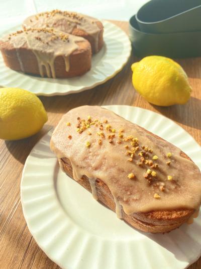 冬が旬♡国産レモンのウィークエンドシトロン