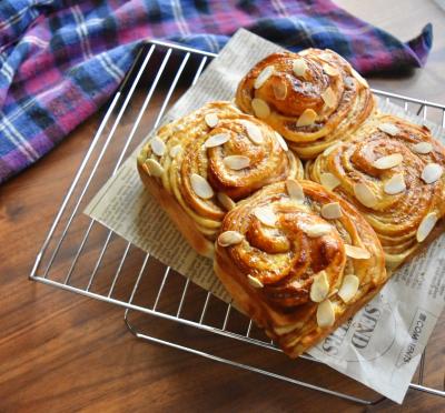 ロイヤルミルクティーちぎりパン