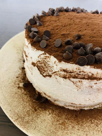 何ちゃっておうちケーキ