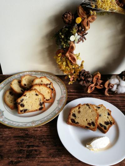 フルーツケーキ〜Cake aux fruits〜