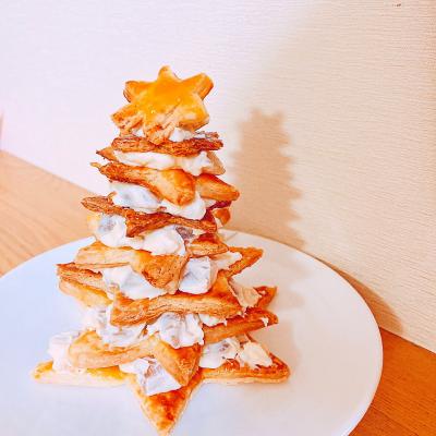 アップルパイdeクリスマスツリー